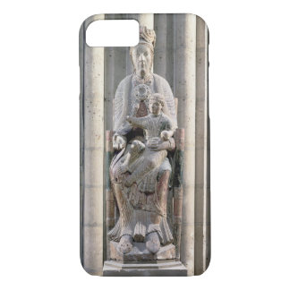 Virgin of St. Martin des Champs, 12th century (sto iPhone 7 Case