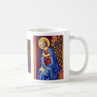Virgin Of The Annunciation By Masolino (Best Quali Mug