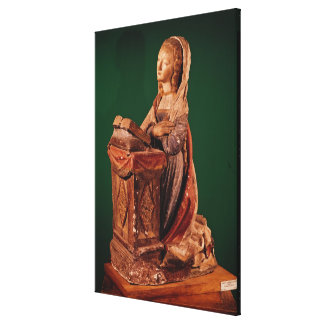Virgin of the Annunciation Stretched Canvas Prints