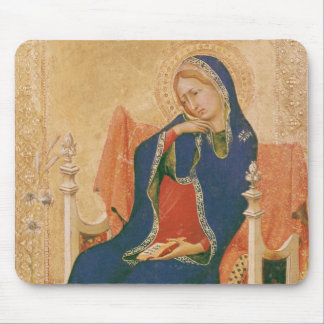 Virgin of the Annunciation Mouse Pad