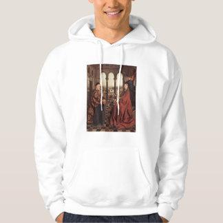 'Virgin of the Chancellor Rolin' Sweatshirt
