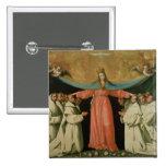 Virgin of the Misericordia Button