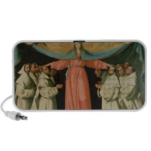 Virgin of the Misericordia Portable Speaker