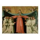 Virgin of the Misericordia Post Card