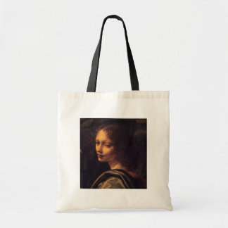 Virgin of the Rocks - Angel Tote Bag