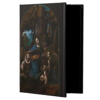 Virgin of the Rocks by Leonardo da Vinci iPad Air Case