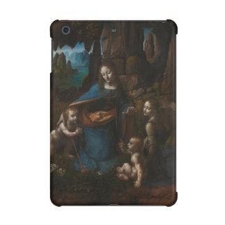 Virgin of the Rocks by Leonardo da Vinci iPad Mini Case