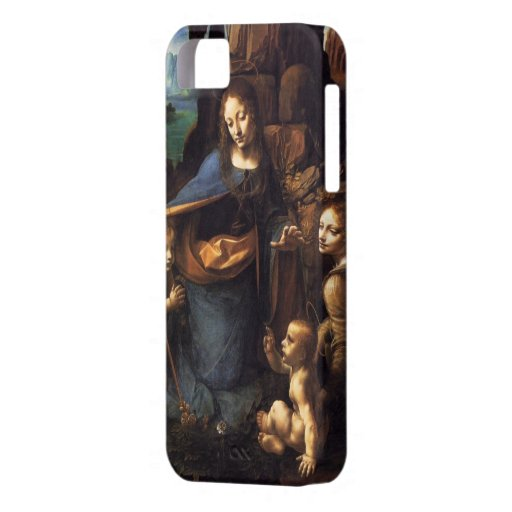 'Virgin of the Rocks'  iphone 5 case