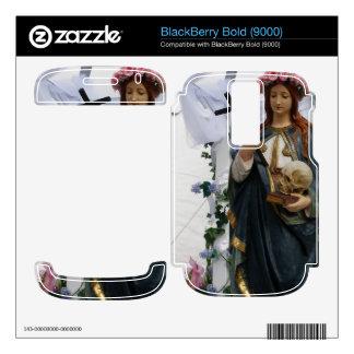 Virgin Of The Sea BlackBerry Bold Skins