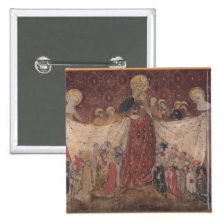 Virgin Protector, c.1417 Button