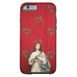 Virgin statue in a Spaccanapoli church, Naples Tough iPhone 6 Case
