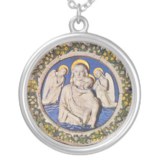 VIRGIN WITH CHILD AND ANGELS JEWELRY