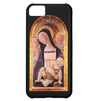 VIRGIN WITH CHILD AND SAINTS CASE FOR iPhone 5C