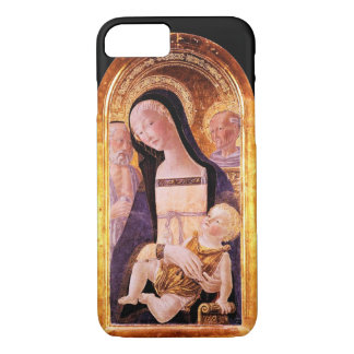 VIRGIN WITH CHILD AND SAINTS iPhone 8/7 CASE