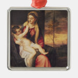 Virgin with Child at Sunset, 1560 Ornament