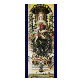 VIRGIN WITH CHILD CARD