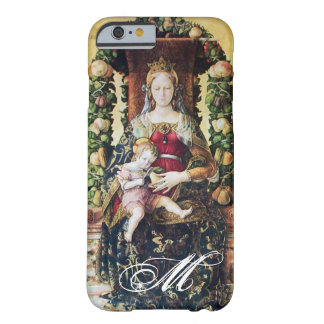 VIRGIN WITH CHILD Monogram Barely There iPhone 6 Case