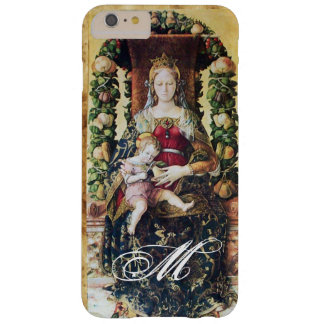 VIRGIN WITH CHILD Monogram Barely There iPhone 6 Plus Case