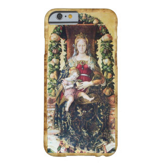 VIRGIN WITH CHILD , Parchment Barely There iPhone 6 Case