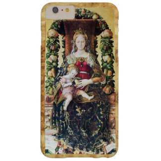 VIRGIN WITH CHILD , Parchment Barely There iPhone 6 Plus Case
