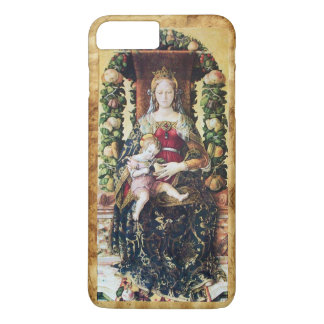 VIRGIN WITH CHILD , Parchment iPhone 8 Plus/7 Plus Case