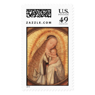 VIRGIN WITH CHILD STAMPS