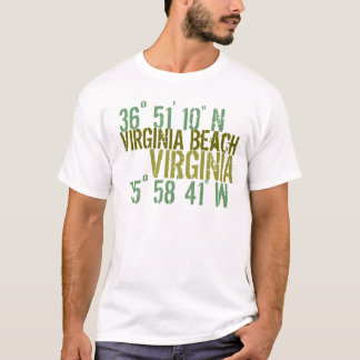 Virgina Beach Attitude T-Shirt