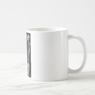 Virginal Inverted Classic White Coffee Mug