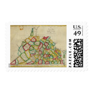 Virginia 3 sellos