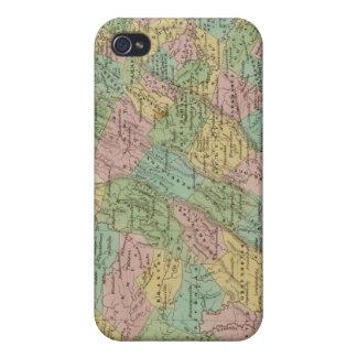 Virginia 5 iPhone 4 cárcasas