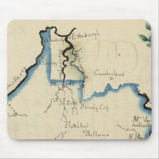 Virginia 5 mouse pad