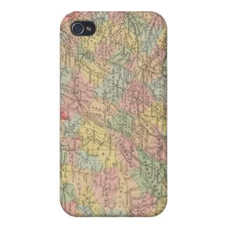 Virginia 8 iPhone 4 cases