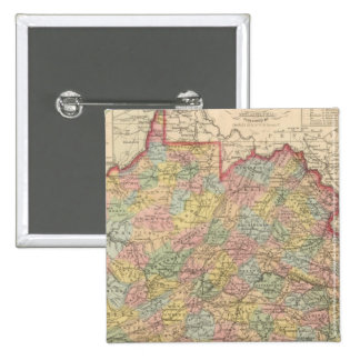 Virginia 8 pin cuadrada 5 cm