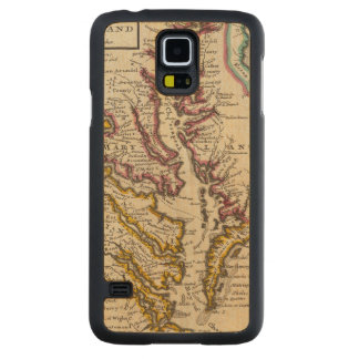 Virginia and Maryland Carved® Maple Galaxy S5 Case