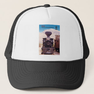 Virginia and Truckee Raiload engine Reno hat