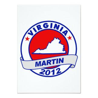 Virginia Andy Martin Card