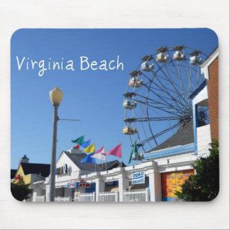 Virginia Beach Amusement Park Mouse Pad