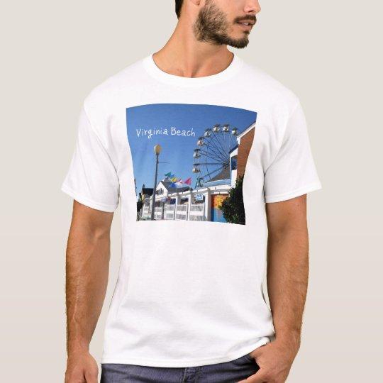Virginia Beach Amusement Park T-Shirt