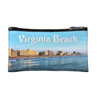 Virginia Beach Bag Cosmetic Bags