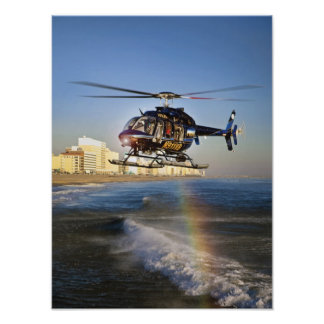 Virginia Beach Bell 407 Posters