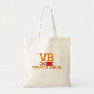 Virginia Beach. Bolsa De Mano