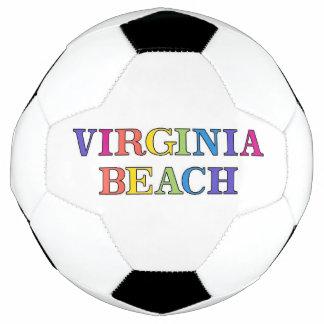 Virginia Beach Colors Soccer Ball