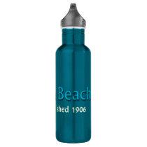Virginia Beach Established Water Bottle (24 oz)