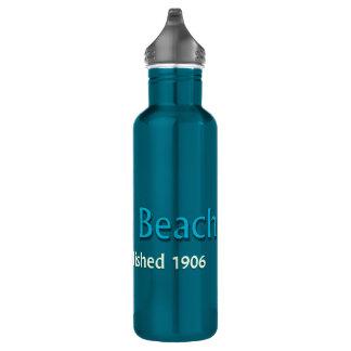 Virginia Beach Established Water Bottle (24 oz) 24oz Water Bottle