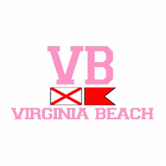 Virginia Beach. Imán Fotoescultura