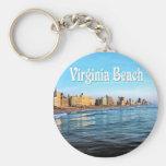 Virginia Beach Keychain