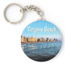 Virginia Beach Keychain