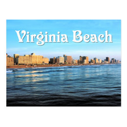 Virginia Beach Postcard