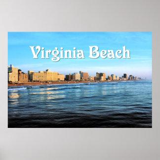 Virginia Beach Poster