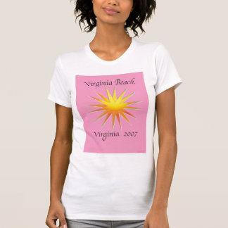 Virginia Beach Rocks T Shirt